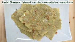 Ravioli_Bioveg_con_ripieno_di_zucchine_e_mozzarisella_e_crema_di_fave_Verdebios
