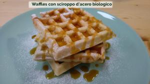 Waffles con sciroppo d'acero biologico-01