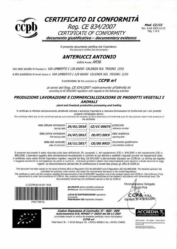 Certificato-biologico-ccpb-azienda-agricola-multifunzionale-biologica