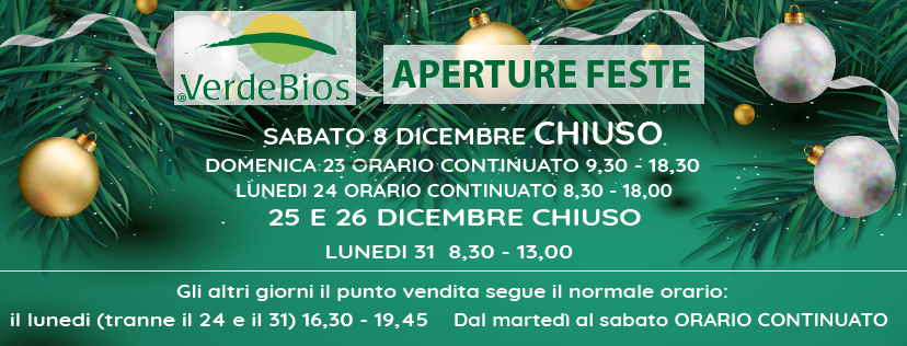 VerdeBios_orario_ feste_natale