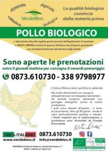 Azienda Agricola Biologica Multifunzionale VerdeBios allevamenti polli e suini biologici